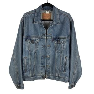 Men's Vintage Levi's Denim Trucker Jacket